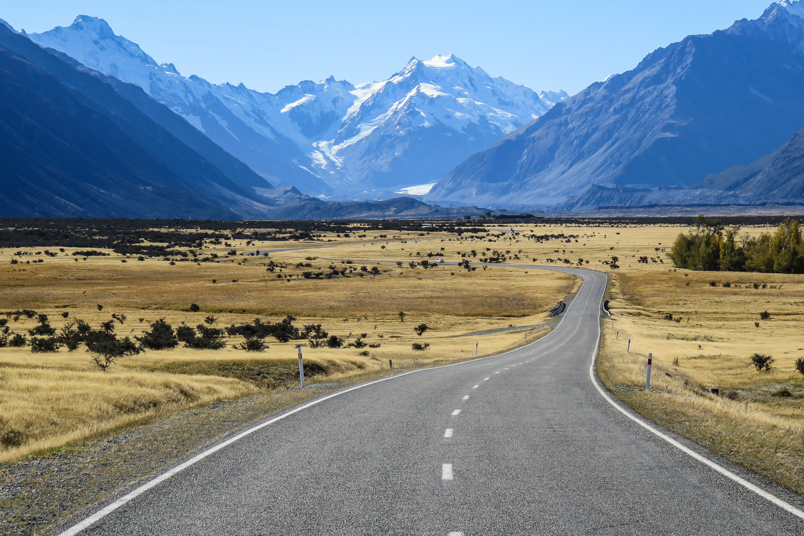 south island itinerary road trip new zealand flying and travel. Black Bedroom Furniture Sets. Home Design Ideas