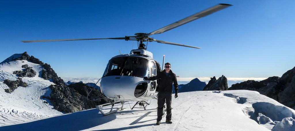 Flying and Travel around the world with Pilot Mark
