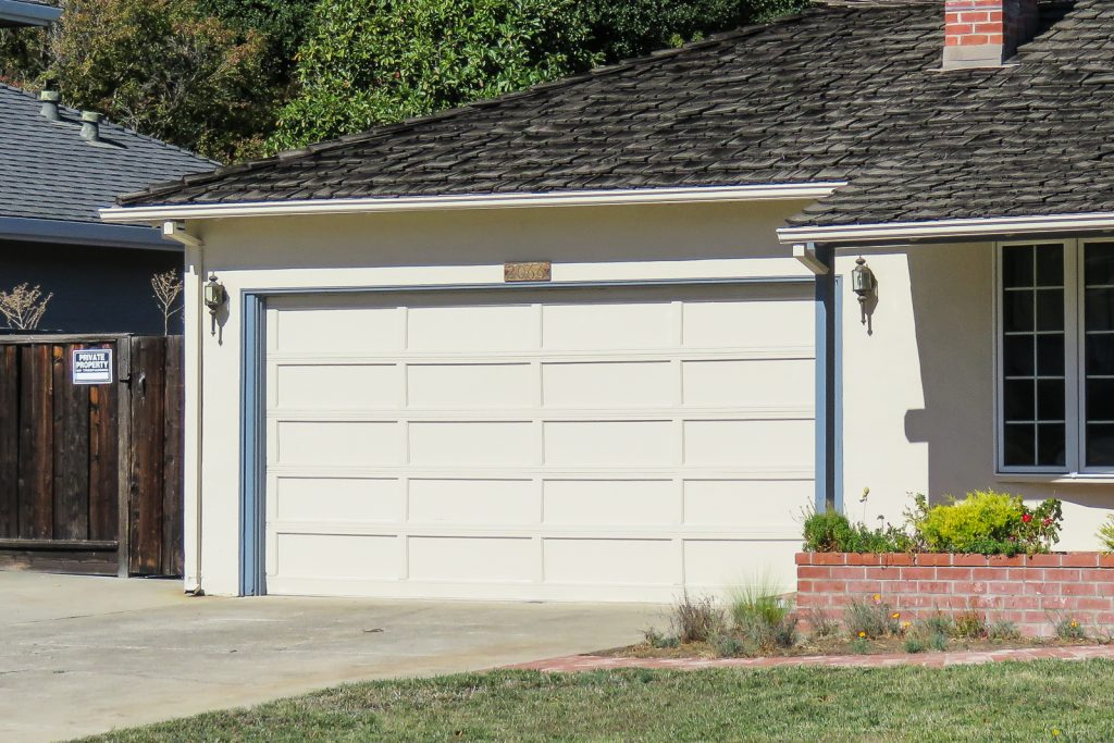 The garage where Jobs and Wozniak built the first Apple Computers; 2066 Crist Dr. in Los Altos