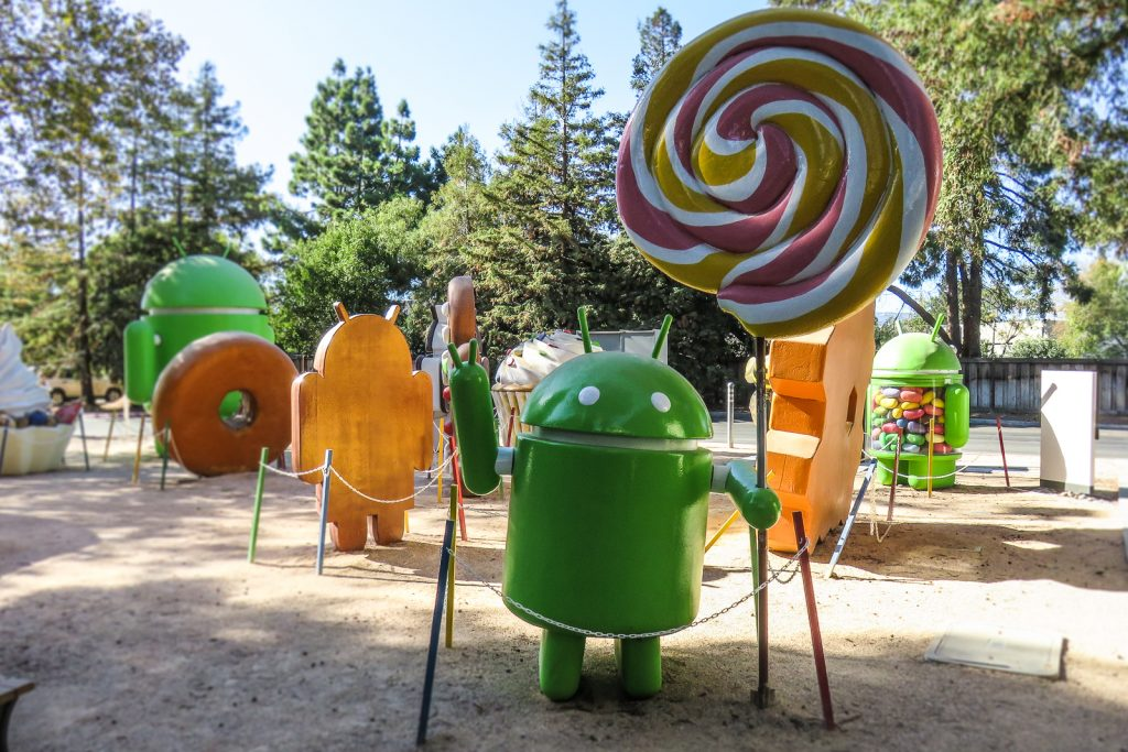 Google Android Park