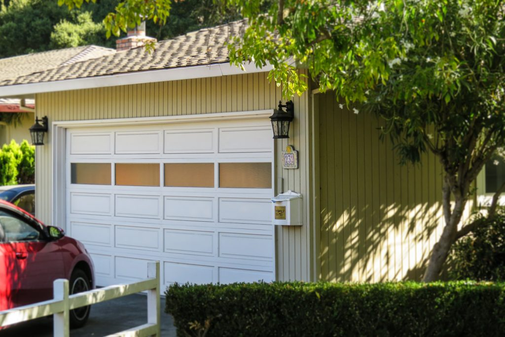 Larry Page and Sergey Brin rented this Garage at 232 Santa Margarita Ave, Menlo Park