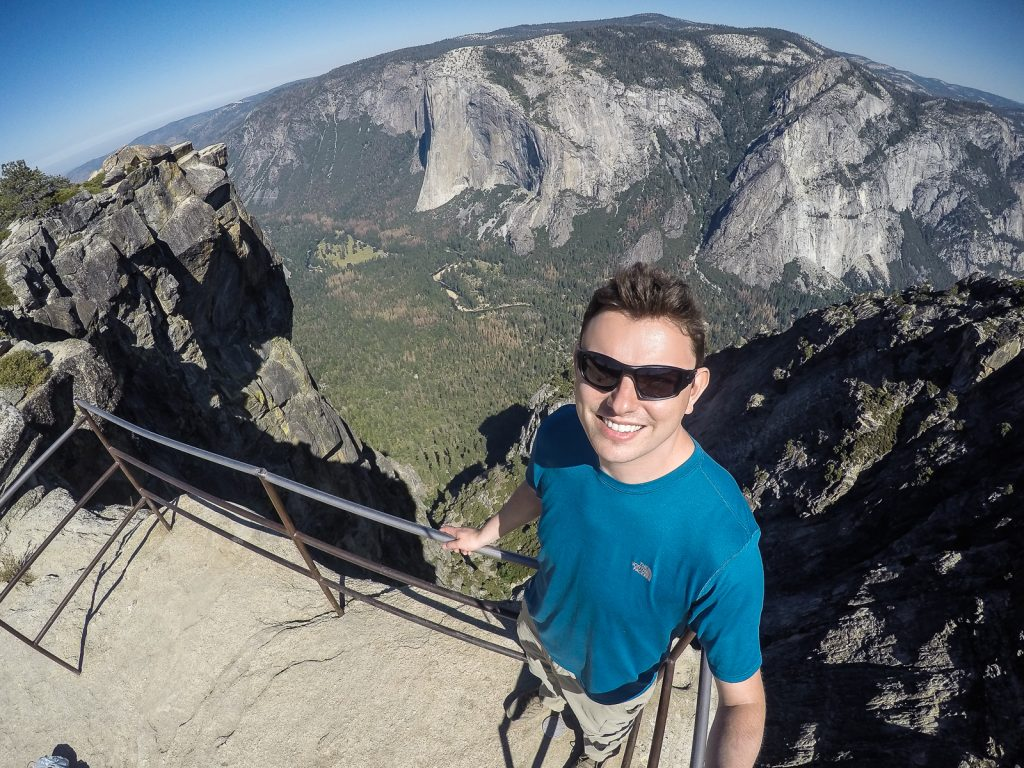 Taft Point View