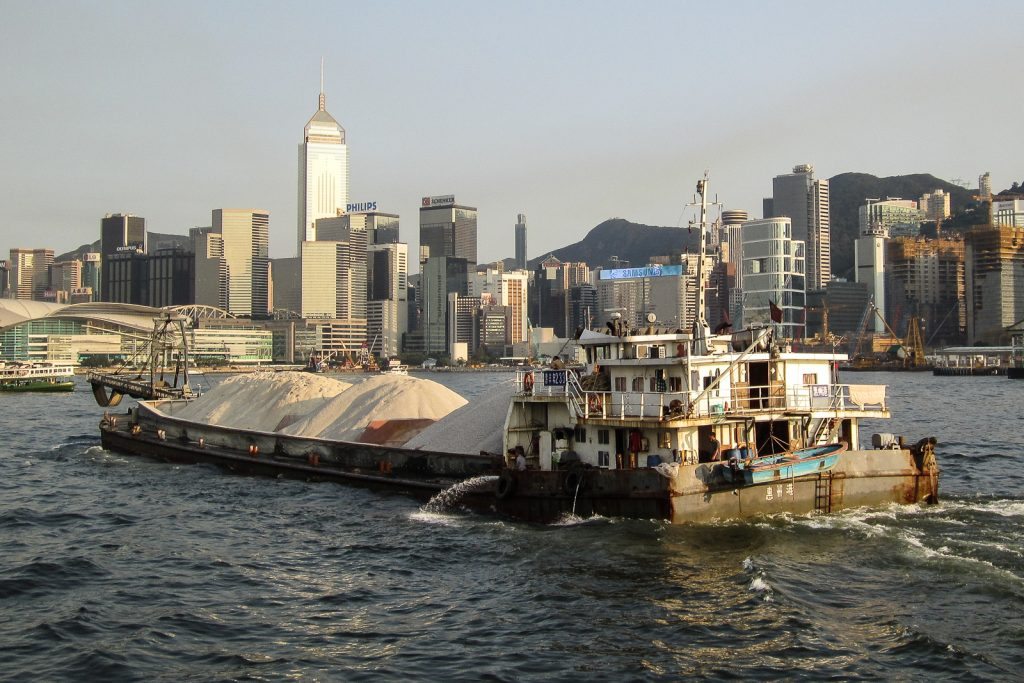 Tour of Victoria Harbour. Top things to do in Hong Kong.