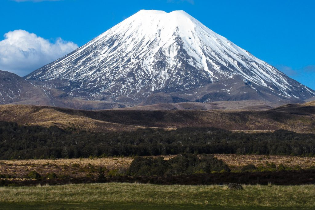Ngauruhoe, New Zealand ski resorts