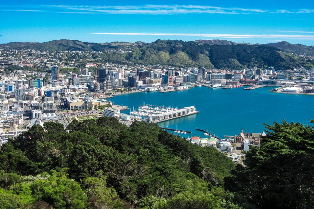 Mt Victoria Wellington, wellington new zealand