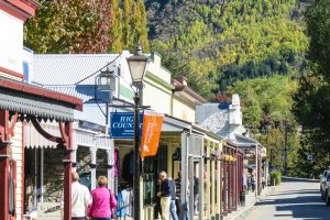 Arrowtown on the New Zealand South Island Itinerary