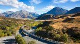 Tranzalpine KiwiRail, arthurs pass new zealand, south island new zealand itinerary